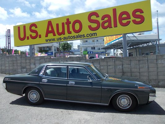 1974 TOYOTA CROWN SUPER SALOON | Cars & Trucks - By Dealer