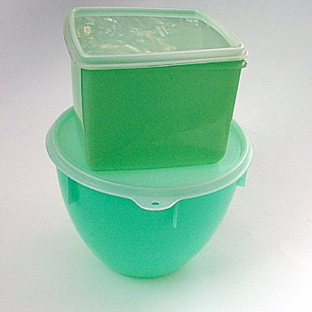 2 Eagle Super Seal Storage Containers Household for sale on
