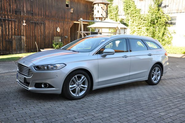 2015 Ford Mondeo Wagon Titanium Edition Cars For Sale On