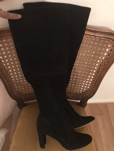 5bf9e901386 Ann Taylor over the knee boots