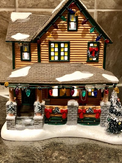 department 56 a christmas story lighted house in naperville