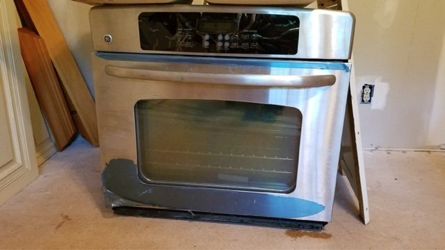 In Wall Oven Appliances For Sale On Lejeune Bookoo