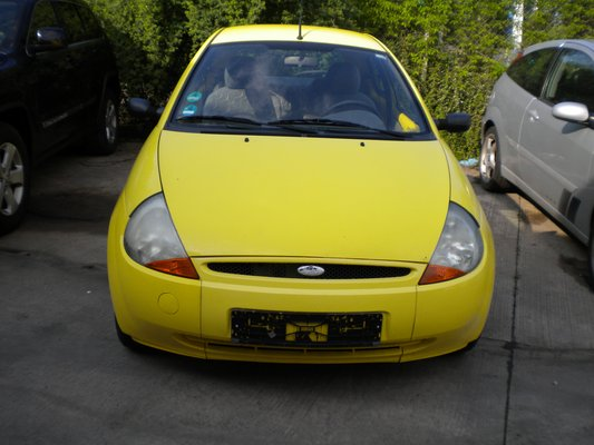 Ford Ka Euro Specs In Ramstein