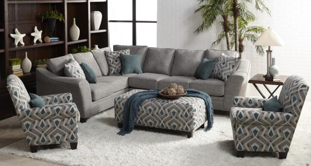 BRAND NEW Sectional | Furniture: Home   By Dealer For Sale On Lejeune Bookoo !