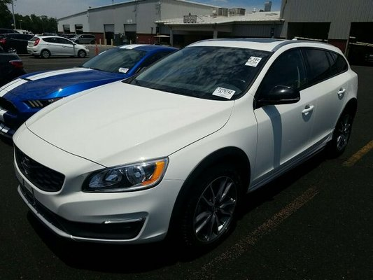 Us Spec 2017 Volvo V60 Cross Country Awd Clean Fax Cars Trucks