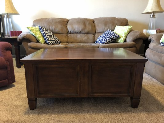 Ashley Furniture   Couch, Love Seat, Coffee Table, Two End Tables In  Colorado