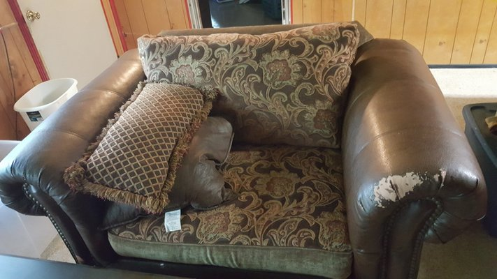 Over Stuffed Chair In Rolla