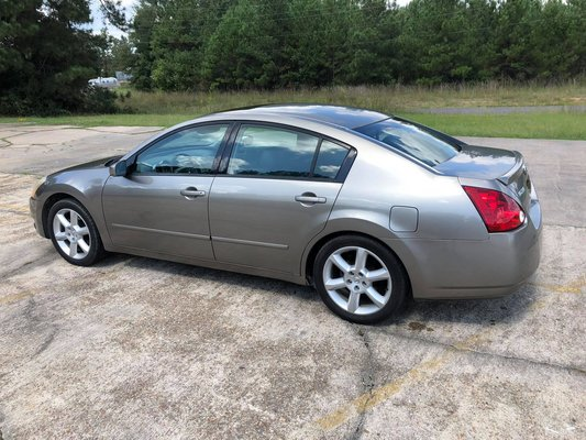 2004 Nissan Maxima 35se Cars For Sale On Leesville Bookoo