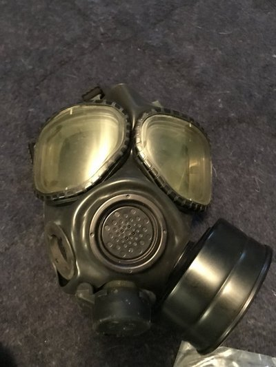 M40 M42 Gas Mask Military Stuff For Sale On Lejeune Bookoo