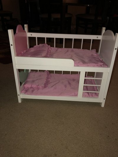 Our Generation Bunk Beds Toys Games For Sale On Naperville Bookoo