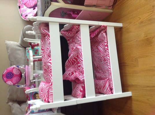 American Girl Doll Triple Bunk Bed Baby Kids For Sale On