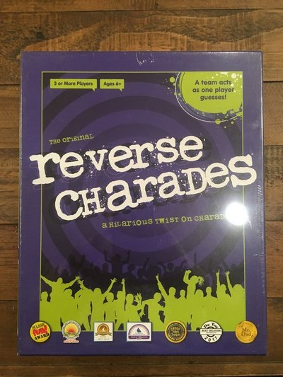 Reverse Charades | Toys & Games for sale on Okinawa bookoo!