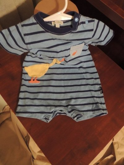 974f4f901 Le Top 6 month Boy Romper   Clothing: Baby & Toddler for sale on ...