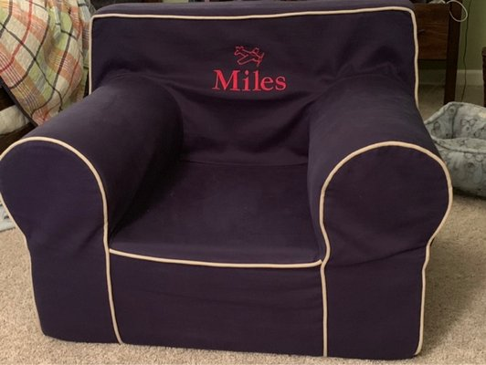 Miraculous Pottery Barn Oversized Chair Baby Kids For Sale On Beatyapartments Chair Design Images Beatyapartmentscom