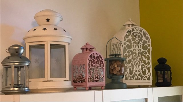 Decorative Lanterns Home Decor For Sale On Okinawa Bookoo
