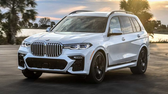 2020 Bmw X 7 Demo Now On Site Cars Trucks By Dealer