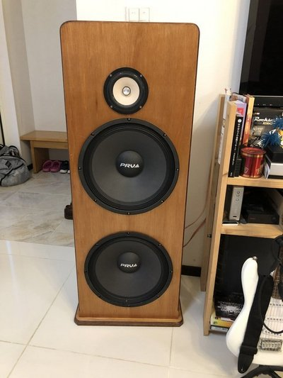 Audiophile Full Range and Woofer Speakers 1 | Audio for sale