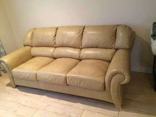 brand new bb9da f8ef7 leather pull out sofa couch | Furniture: Home - by owner for ...