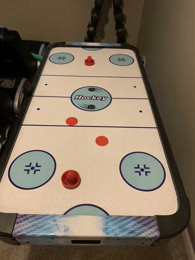 Air Hockey Table Hathaway Toys Games For Sale On