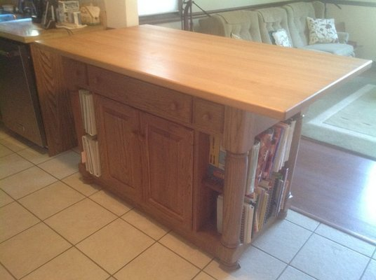 Amish Kitchen Island   Furniture: Home - by dealer for sale ...