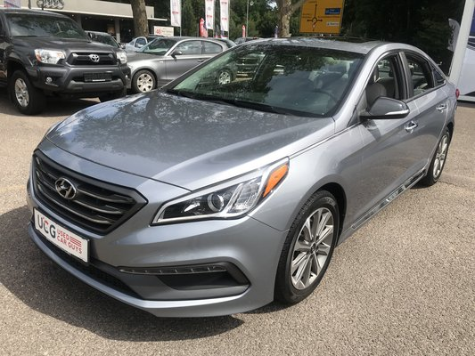 2016 Hyundai Sonata Limited Cars Trucks By Dealer For Sale On Ramstein Bookoo