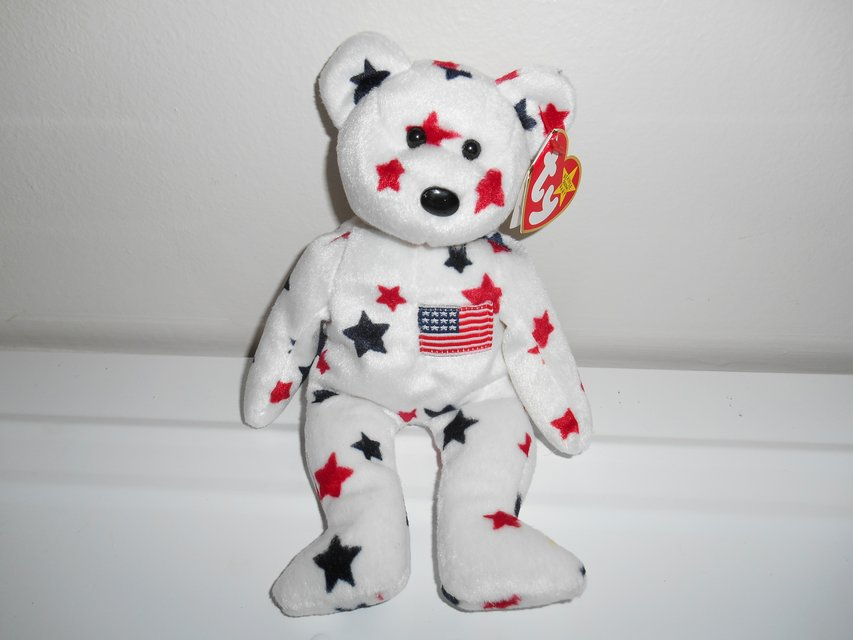 TY Beanie baby Glory | Toys & Games for sale on Kingwood bookoo!