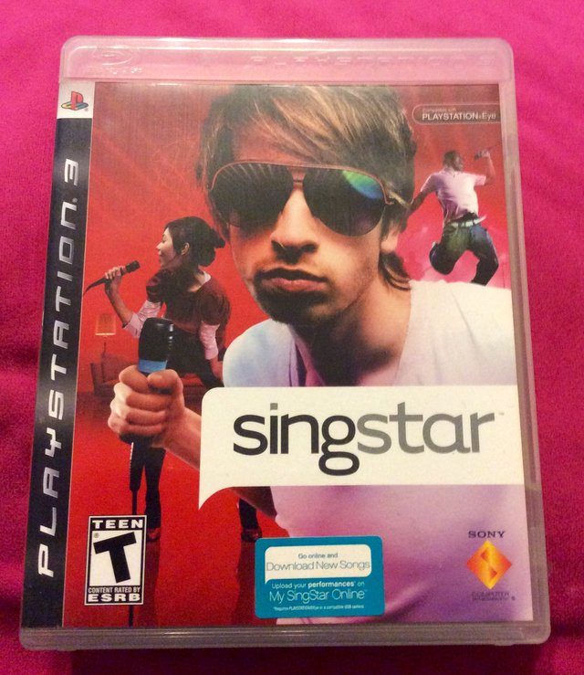 Singstar for PS3 | Video Games for sale on Robins Bookoo!