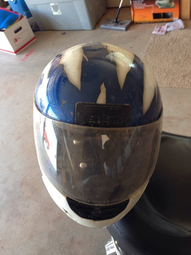 Custom Painted Street Bike Helmets Custom Painted Street Bike