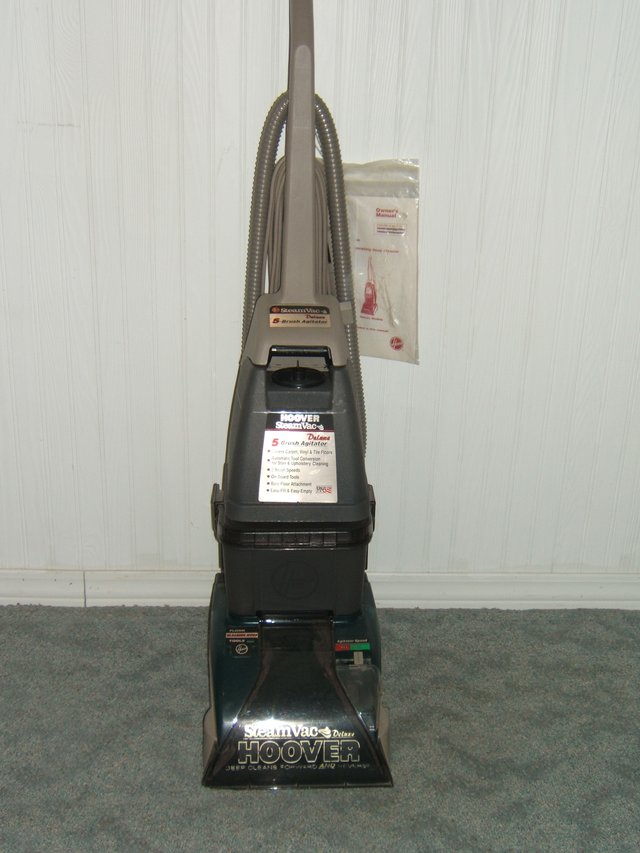 How To Operate A Hoover Steamvac Carpet Cleaner - Carpet ...