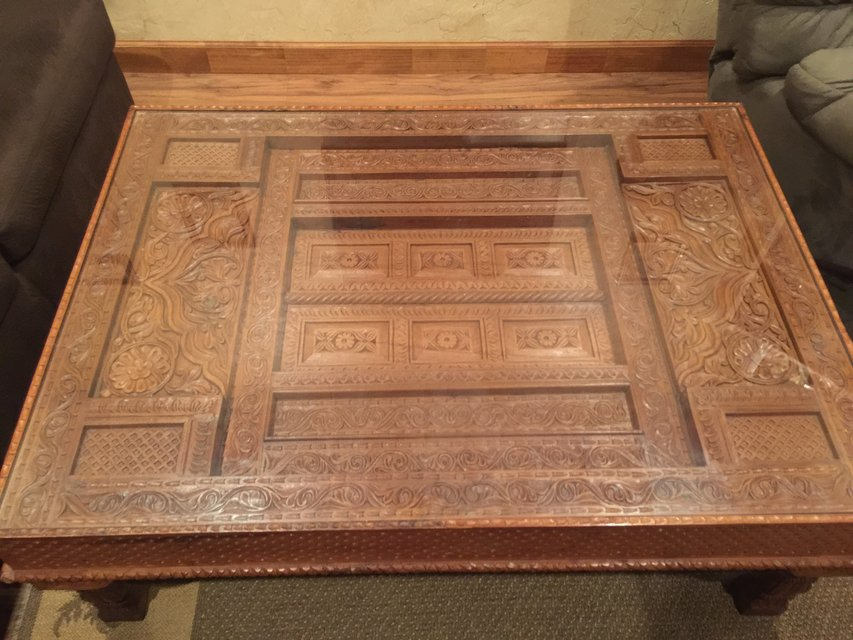 Used Furniture Coffee Table In South Carolina