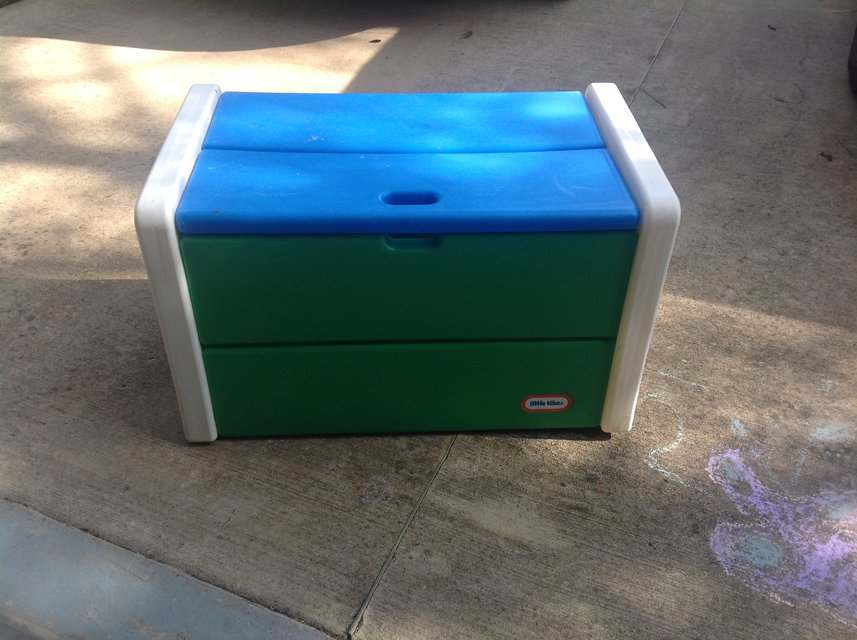 Kids toy box | Baby & Kids for sale on Robins Bookoo!