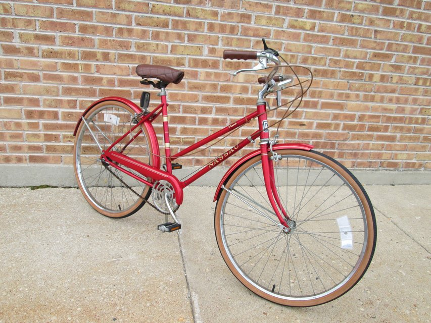 Murray Nassau 3 Speed Vintage Bicycle U S Made Cruiser Fitness