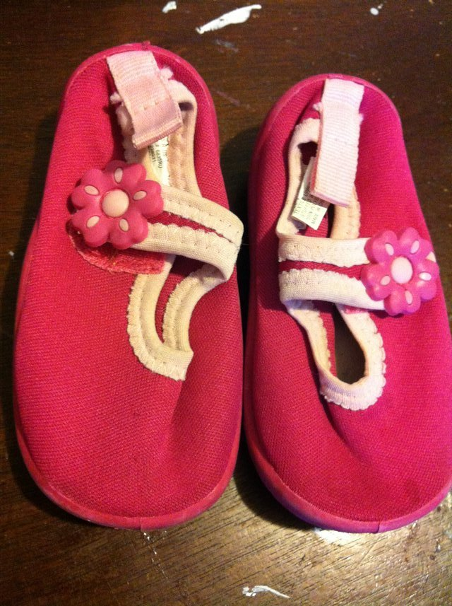 baby water shoes size 3