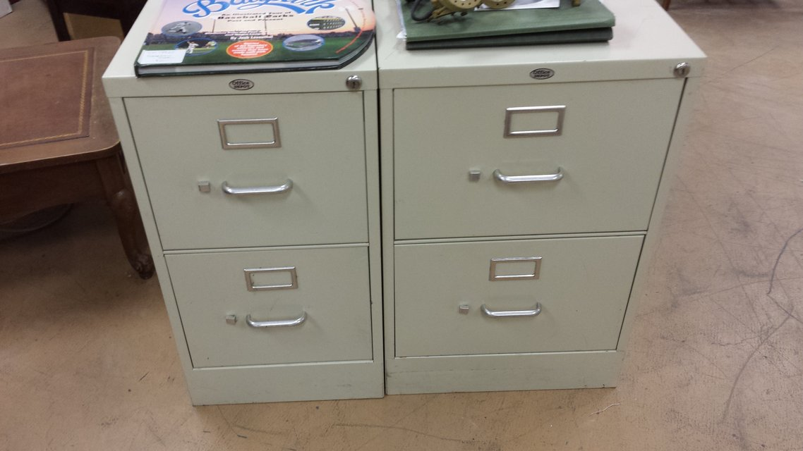 Assorted Hon, Bush Office Depot 2 Drawer File Cabinets In Naperville