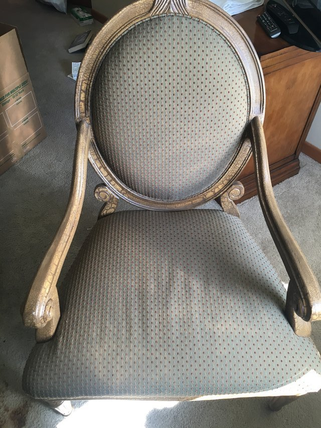 Walter E Smith Thayer Chair 2 In Total Chairs Joliet