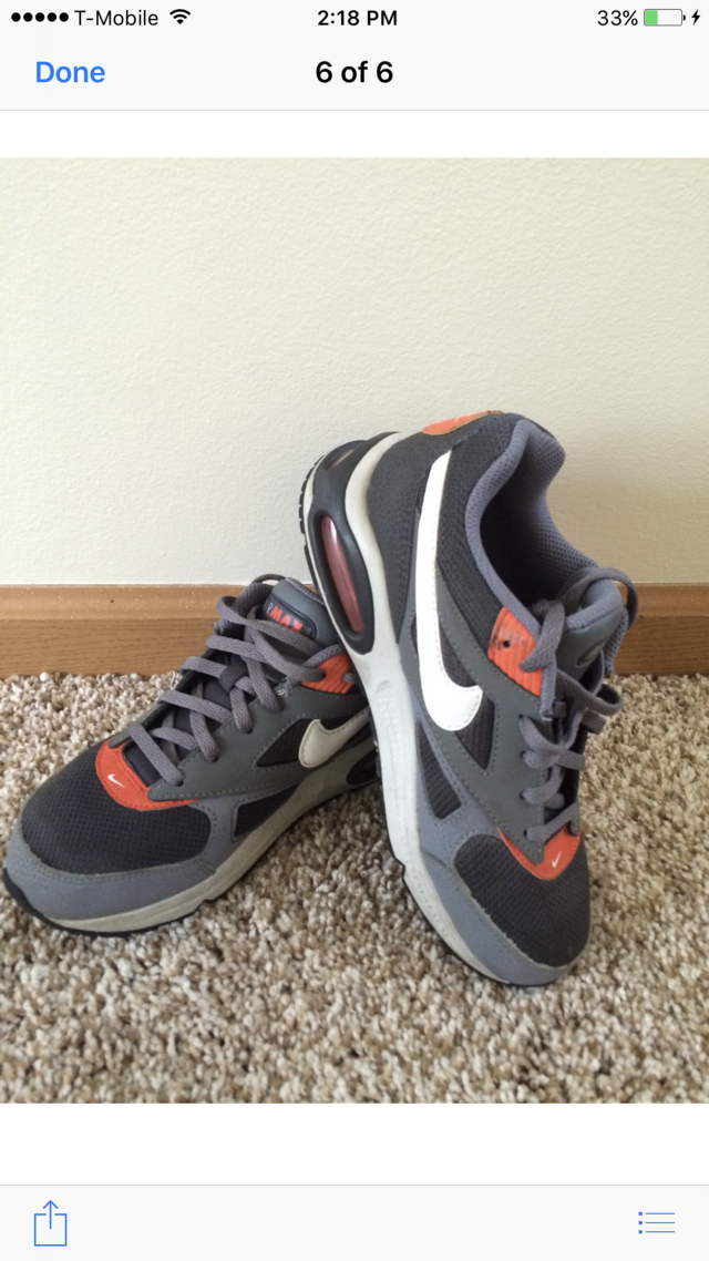 Nike Air Max Size 3   Shoes for sale on Naperville bookoo!