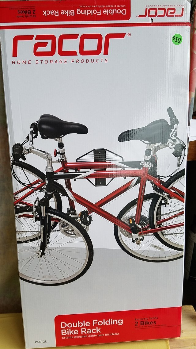 NEW--Racor Bike Rack in Naperville & NEW--Racor Bike Rack | Fitness u0026 Sports for sale on Naperville bookoo!