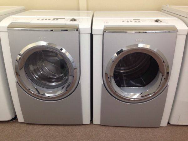 bosch frontload washer dryer set in camp pendleton