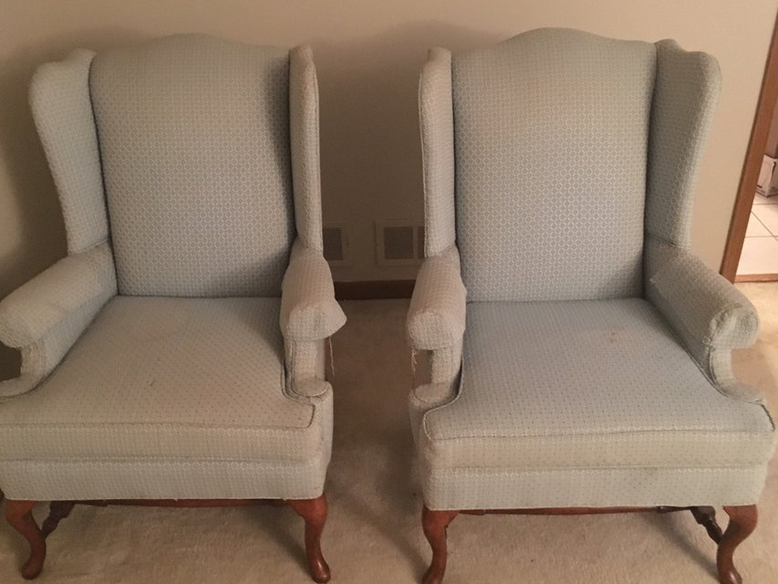 Clayton Marcus Wing Chairs   Discount Available In Wheaton