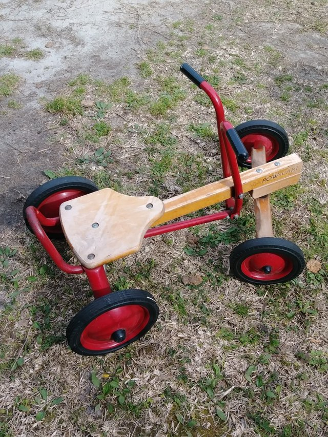 Vintage Radio Flyer Row Cart Furniture Home By Owner For Sale
