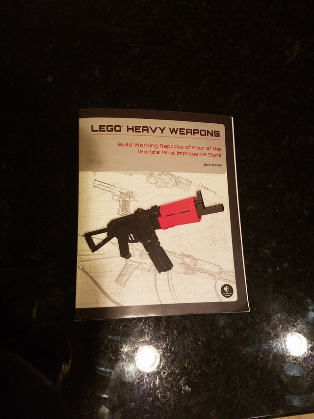 Lego Heavy Weapons Instruction Book Toys Games For Sale On