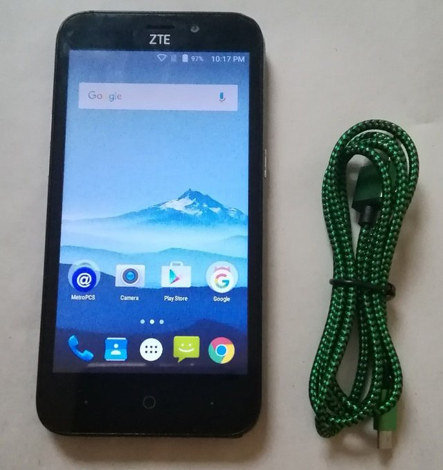 ZTE Avid Trio Z833 MetroPCS Android Smartphone | Cell Phones for