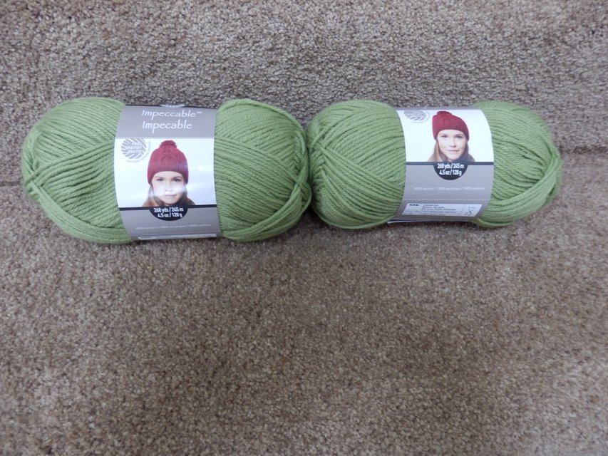 2 Skeins of Yarn | Arts & Crafts for sale on Yorkville bookoo!