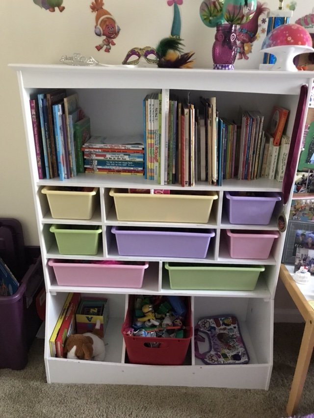KidKraft Bookshelf/toy Storage Unit In Oswego