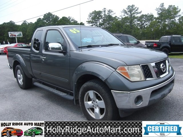 2005 Nissan Frontier King Cab Le 4wd Cars Trucks For Sale On