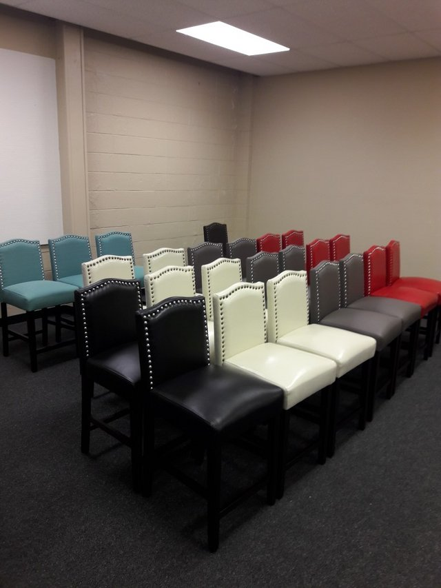 Accent Chairs, Bar Stools, Dining Chairs, And More. In Fairfield