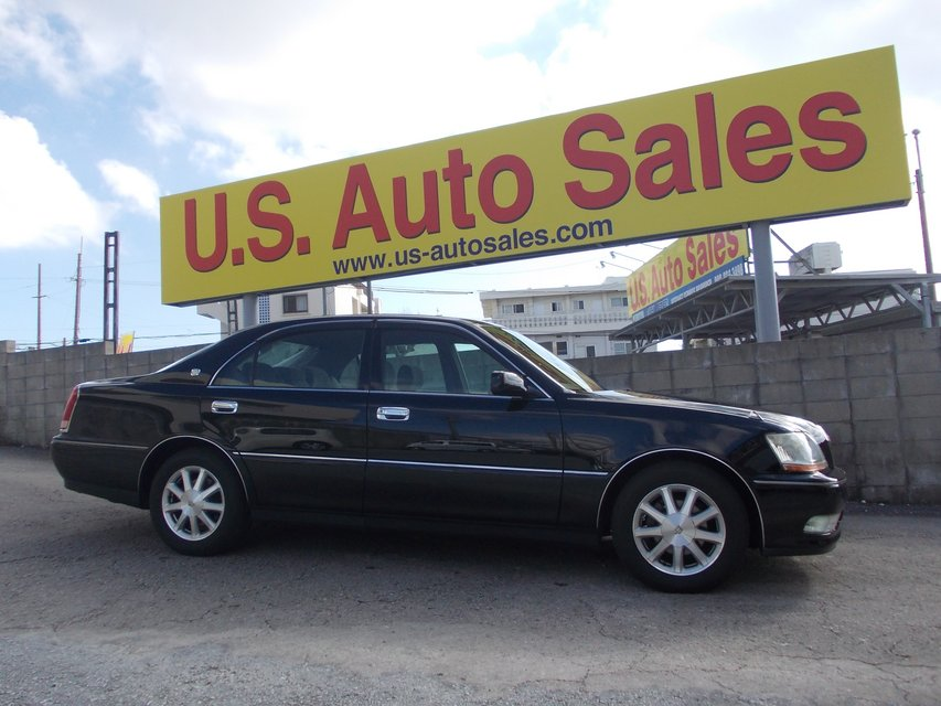 2002 TOYOTA CROWN MAJESTA | Cars & Trucks - By Dealer for sale on