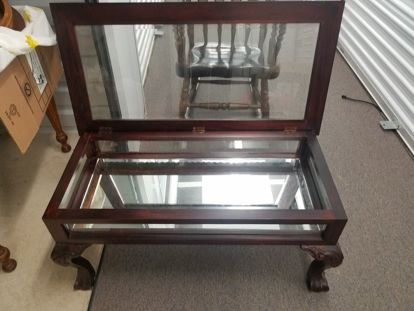 Antique Coffee Table Antiques By Owner For Sale On Kingwood Bookoo