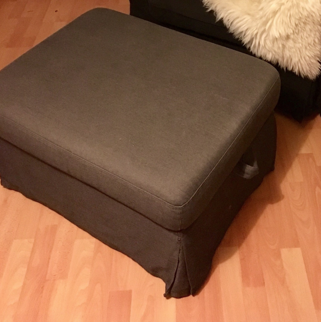 Remarkable Ikea Ektorp Storage Ottoman Furniture Home By Owner For Ibusinesslaw Wood Chair Design Ideas Ibusinesslaworg