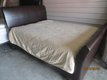 beautiful heavy duty KING size bed (no tax) deal in Baytown, Texas